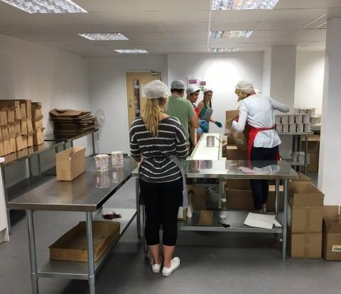 Contract Packing 1.5 Million Tea Sachets