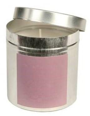 Premium Candle Tin