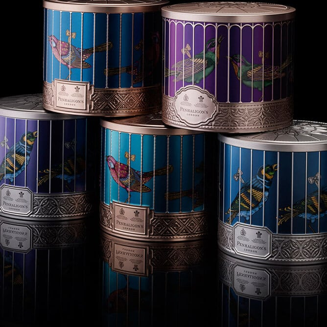 Award Winning Tins