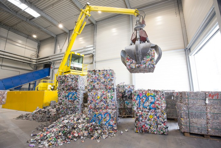 Aluminium-Recycling-Machine