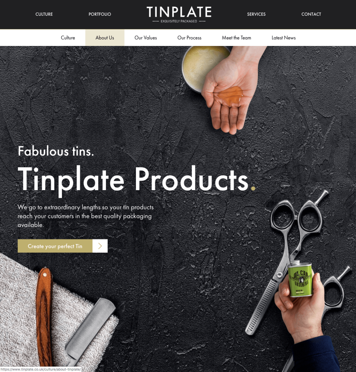 IAC Winners 2019: Tinplate Steal the Show with Best Manufacturing Website Award