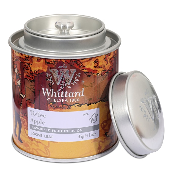 Example Second Life Tin - Whittard Tea Tin