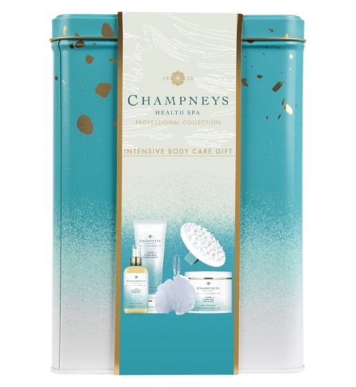 Example Ombre Design Tin - Champneys Body Care tin